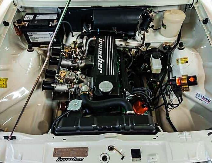 Opel Kadett C City s motorem v úpravě Irmscher  Psx_2036