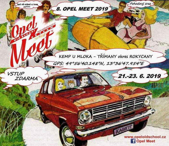 8. OPEL MEET 21.-23. 6. 2019 - U Mloka - Třímany Urby_510