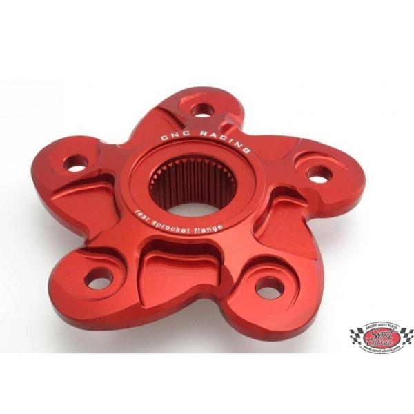 Levier Pliable + Pièces CNC Racing  Porte-12
