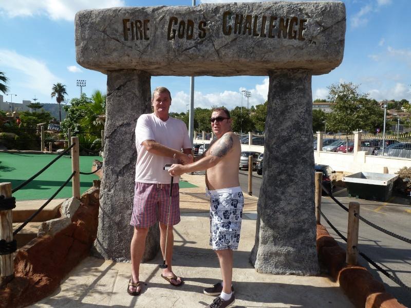The 3rd MF Golf Tournament update. P1010610