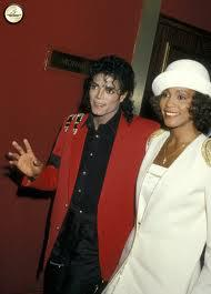 Michael Jackson & Whitney Houston 40802111