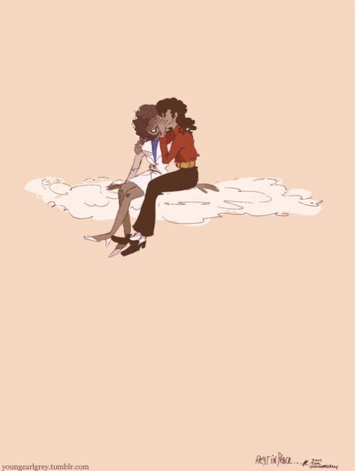 Michael Jackson & Whitney Houston 41804510
