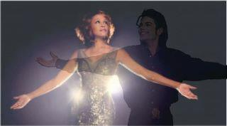 Michael Jackson & Whitney Houston 42103710