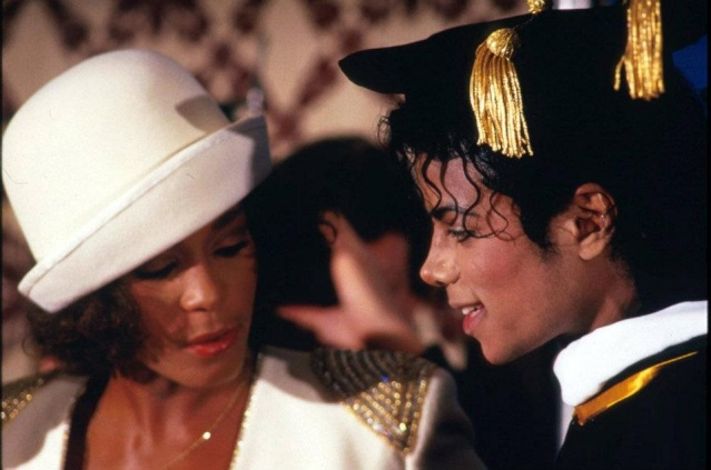 Michael Jackson & Whitney Houston 42121511
