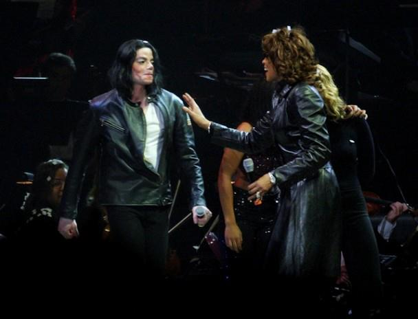 Michael Jackson & Whitney Houston 42143911