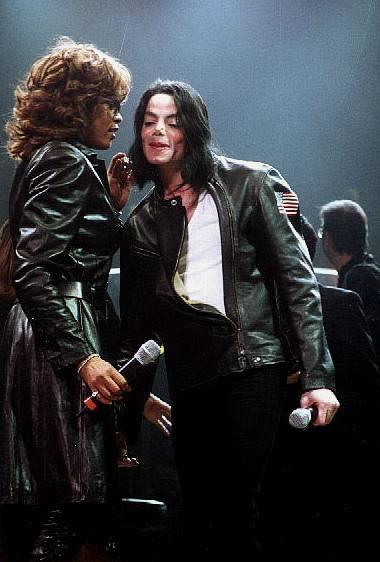 Michael Jackson & Whitney Houston 42562611