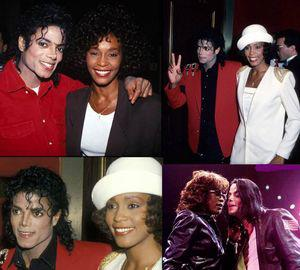 Michael Jackson & Whitney Houston 43162810