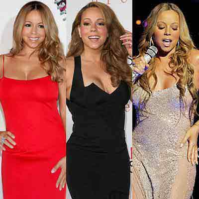 Mariah Carey can not hide his portly body 787e5_10