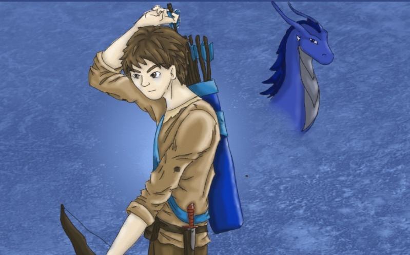 FANART:Capas para a série Eragon12