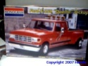 "FORD F-350 "" duallie"" pick up 38156810"