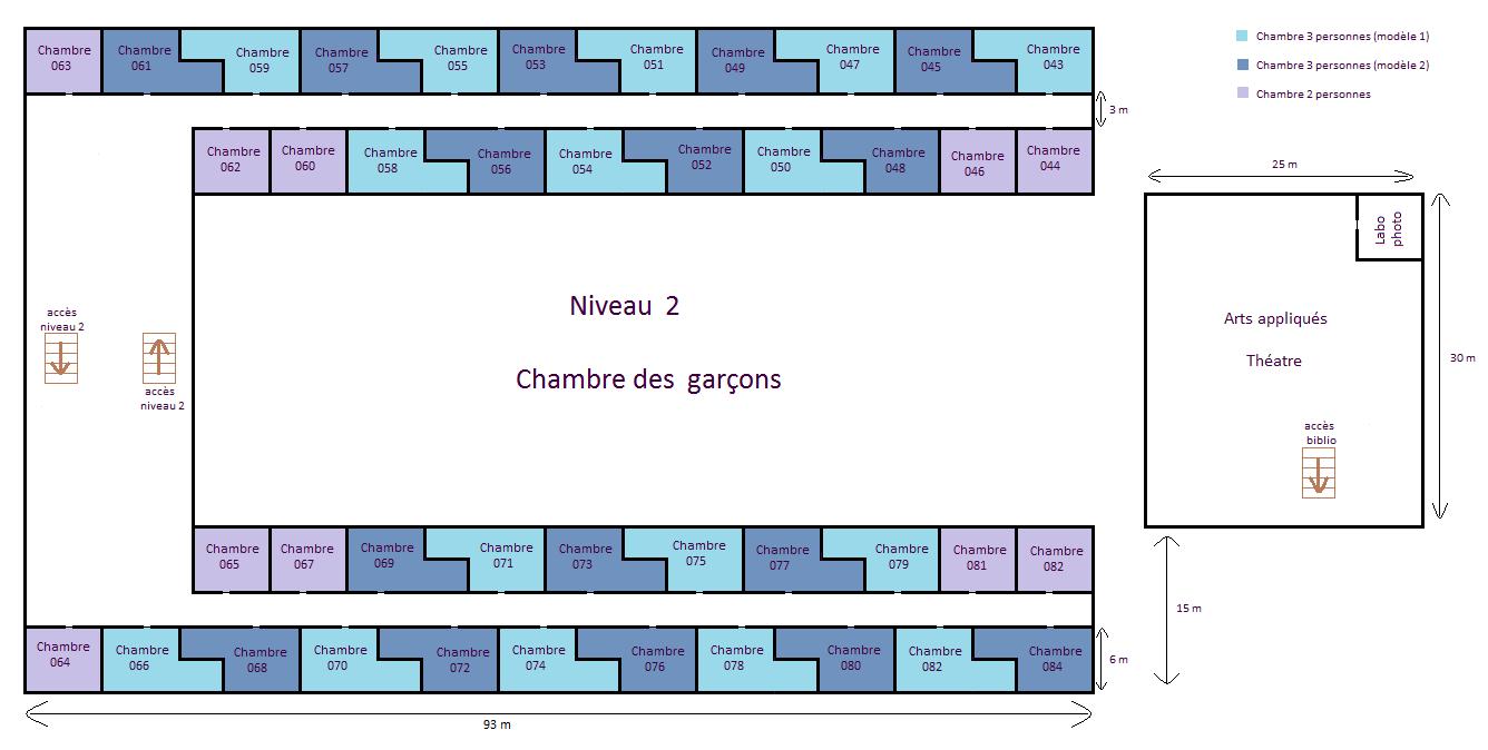 Plans de l'école 2er_et10