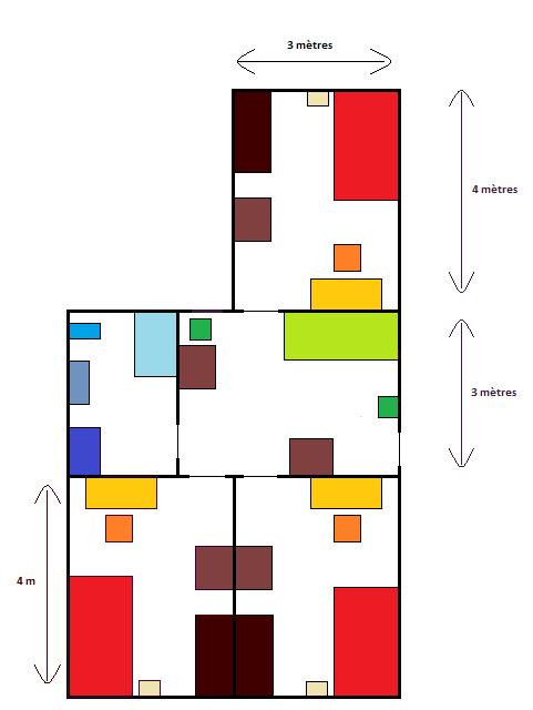 Plans de l'école Chambr15
