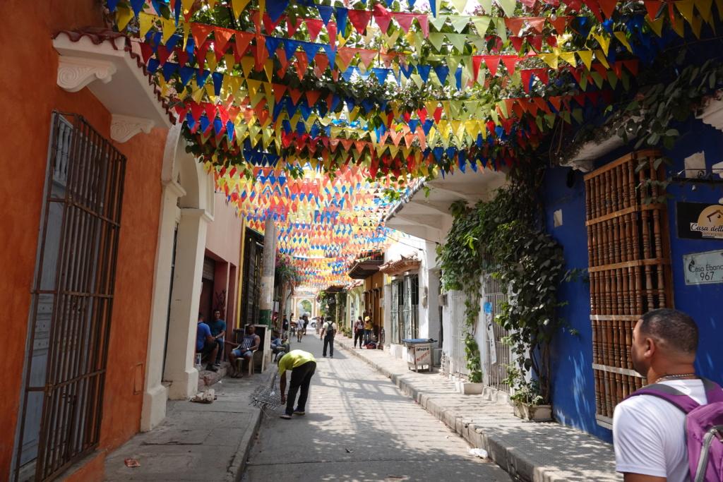 CARTAGENA DE LOS INDIAS COLOMBIE Dsc01317