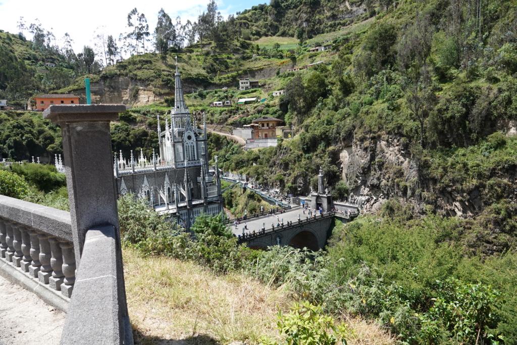 SANTUARIO DE LAS LAJAS près d'IPIALES Dsc01717
