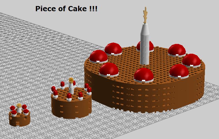 [MOC] Projet : Touts les personnages de Portal en Bionifigs Cake10