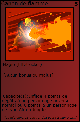 [Blog] Projet 2: BIONICLE Cards & HEROFACTORY Cards - Page 13 Canond10