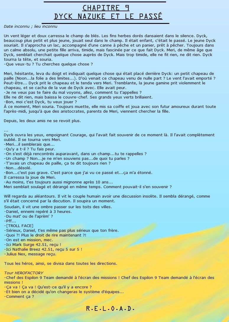 [Fan-Fiction] Eternal Dream R.E.L.O.A.D. - Page 2 Chapt_19