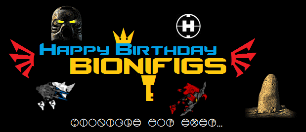 [BIONIFIGS] BIONIFIGS.com fête ses 5 ans ! Hpbirt10