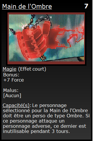 [Blog] Projet 2: BIONICLE Cards & HEROFACTORY Cards - Page 13 Mainde10
