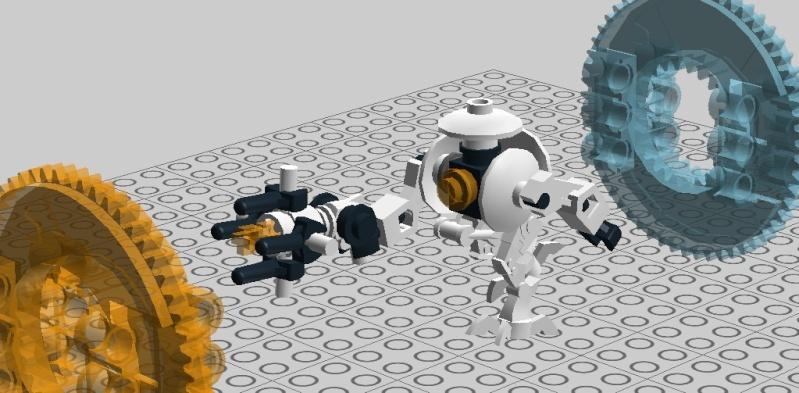 [MOC] Projet : Touts les personnages de Portal en Bionifigs Portal10