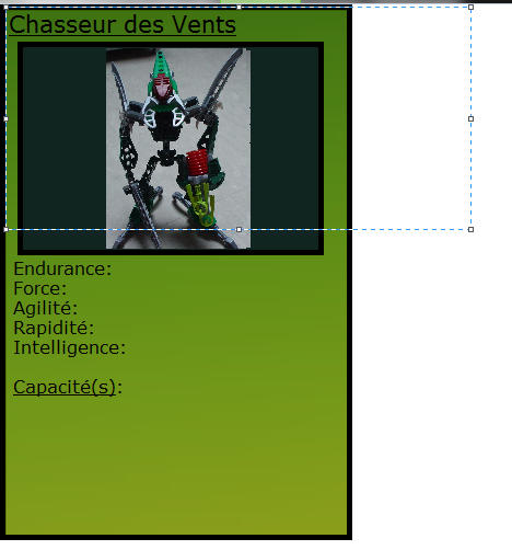 [Blog] Projet 2: BIONICLE Cards & HEROFACTORY Cards - Page 11 Tuto410