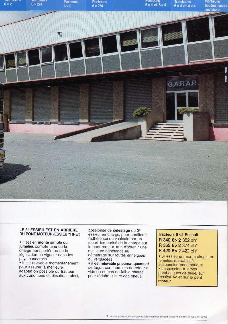 Pub et catalogues RENAULT....les camions Img71810
