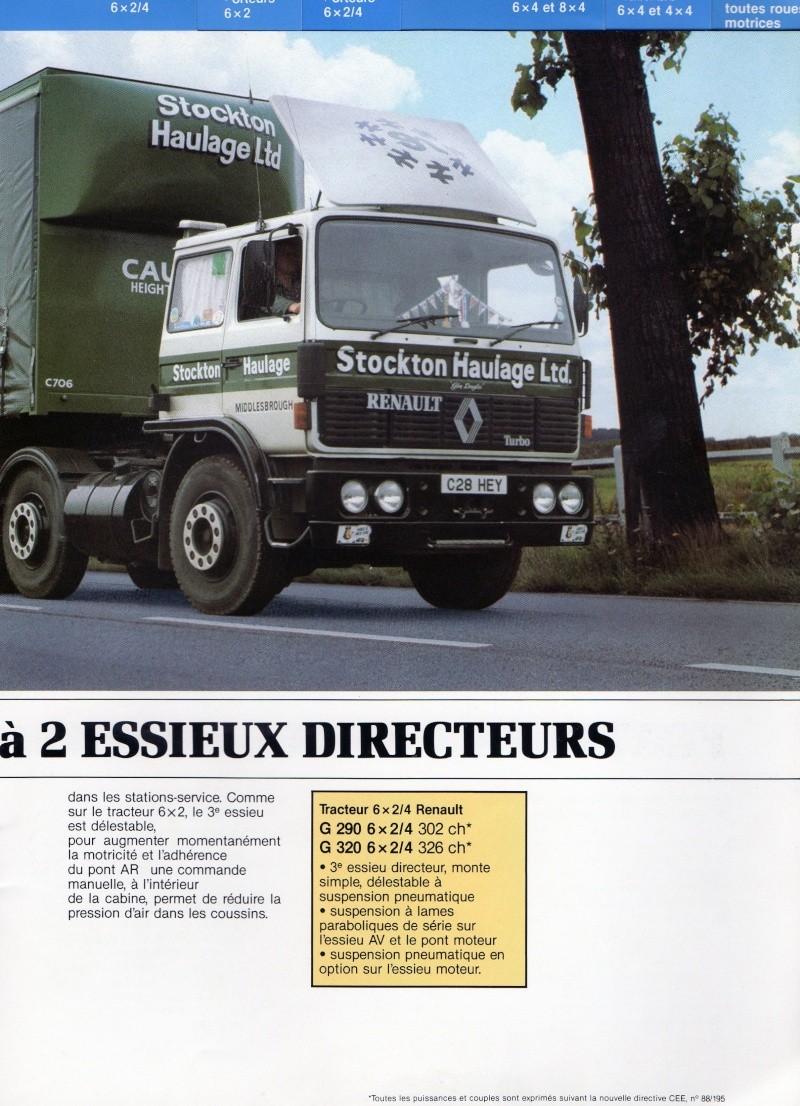 Pub et catalogues RENAULT....les camions Img72010