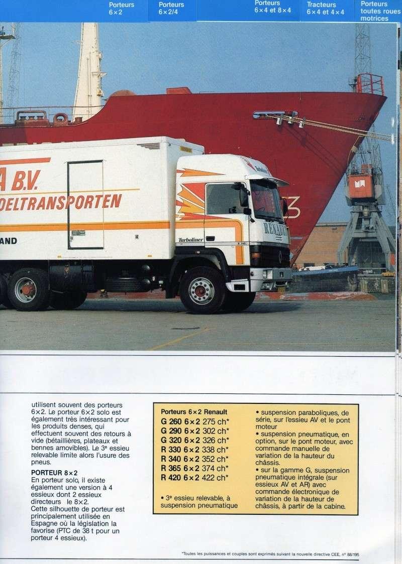 Pub et catalogues RENAULT....les camions Img72210