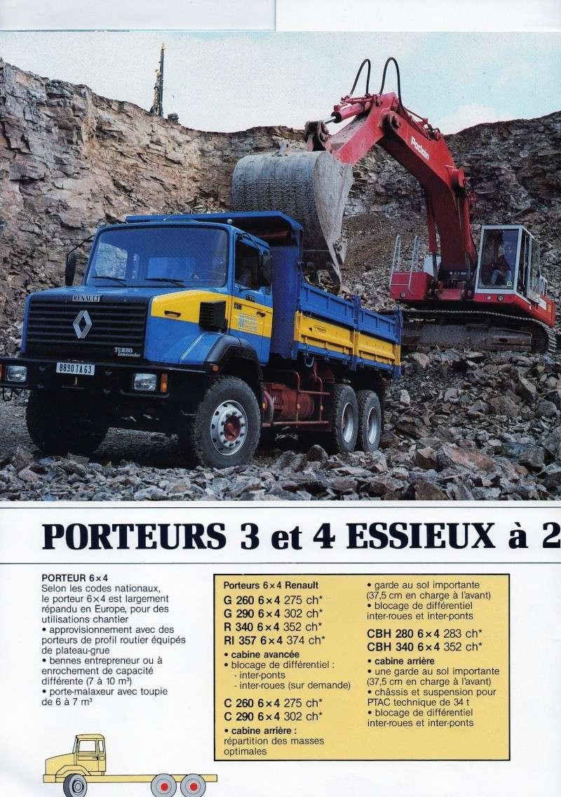 Pub et catalogues RENAULT....les camions Img72410