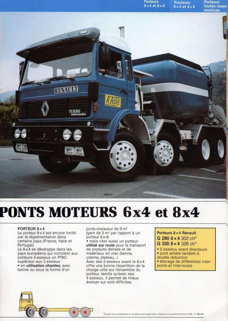 Pub et catalogues RENAULT....les camions Img72510