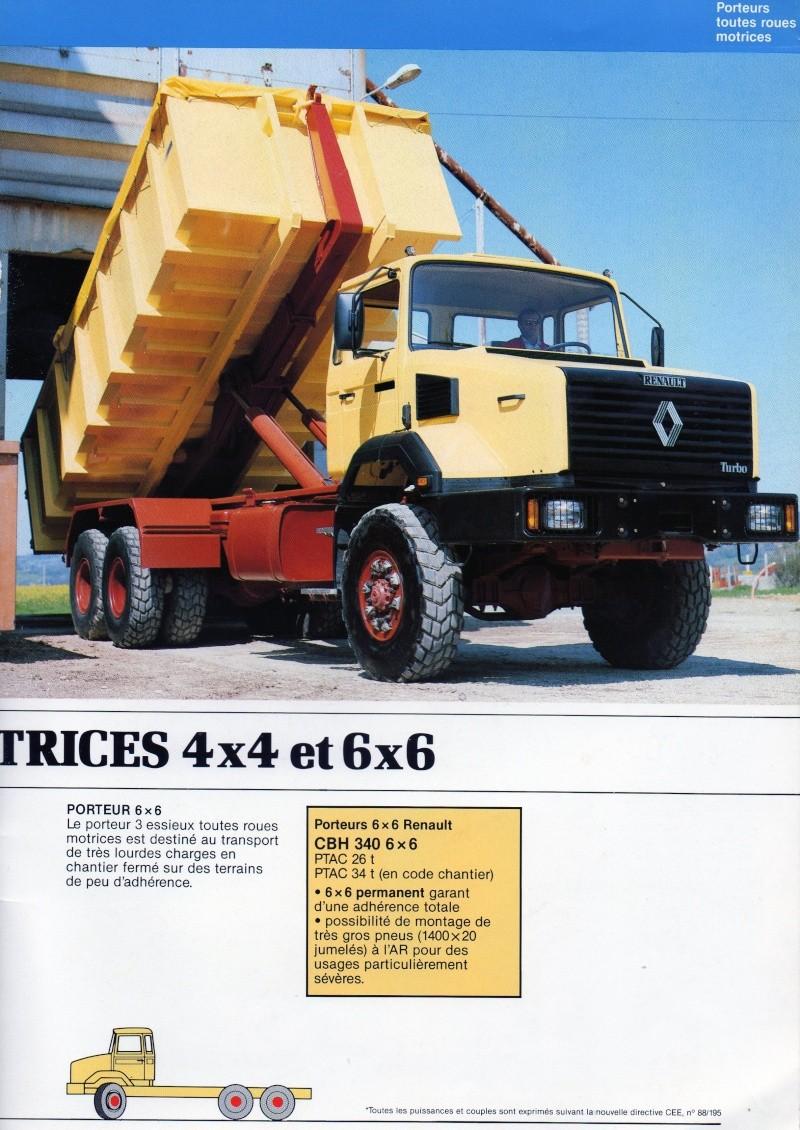 Pub et catalogues RENAULT....les camions Img72910