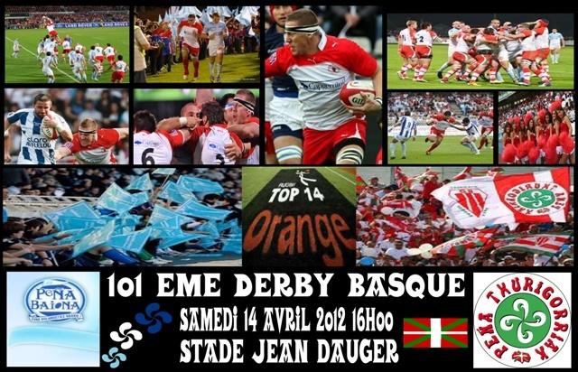 101EME DERBY BASQUE. Image310
