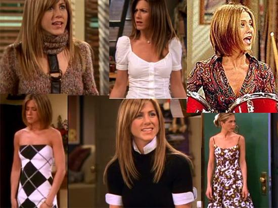 Mode et chiffons au cinéma et à la télévision  Rachel10