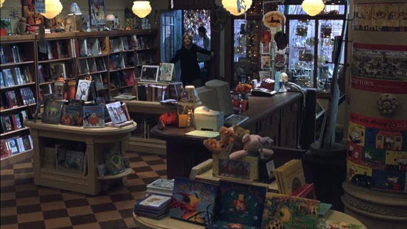 Les scènes de librairies et de bibliothèques au cinéma! Shop110