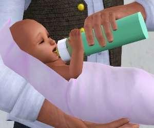 Comment avoir Une Fille/Garçon ou des jumeaux? Sims3-10