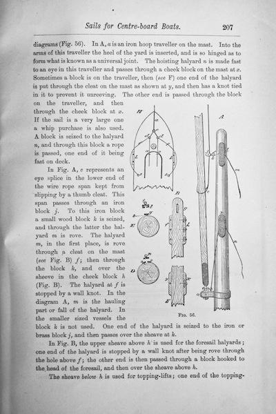 LOUISE - Tentative de reconstitution d'un clipper d'Argenteuil. 20100711