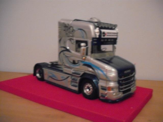Maquettes et modèles réduits de nos membres Scania35