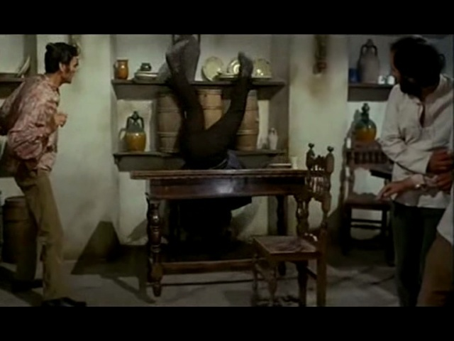 Mes ennemis, je m'en garde ( Dai Nemici mi Guardo io ! ) –1968- Mario AMENDOLA 0511