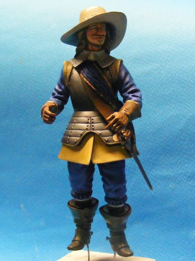 cavalier suédois 1618-1648 par Laurent 00158