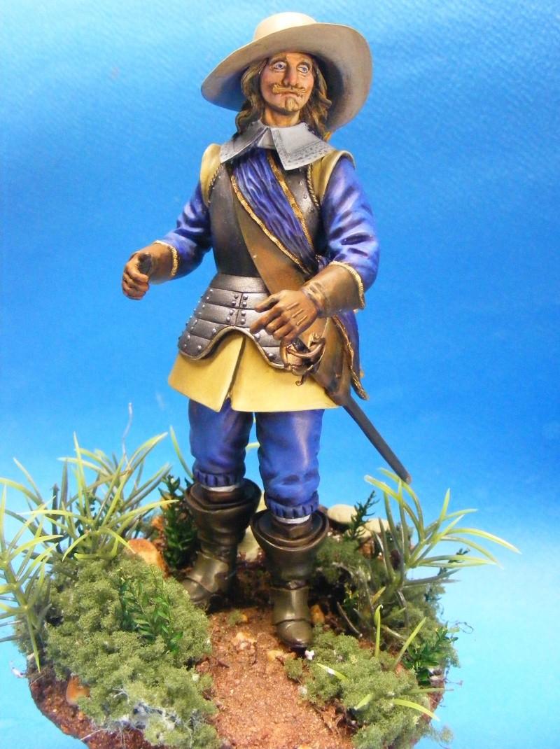 cavalier suédois 1618-1648 par Laurent 00159