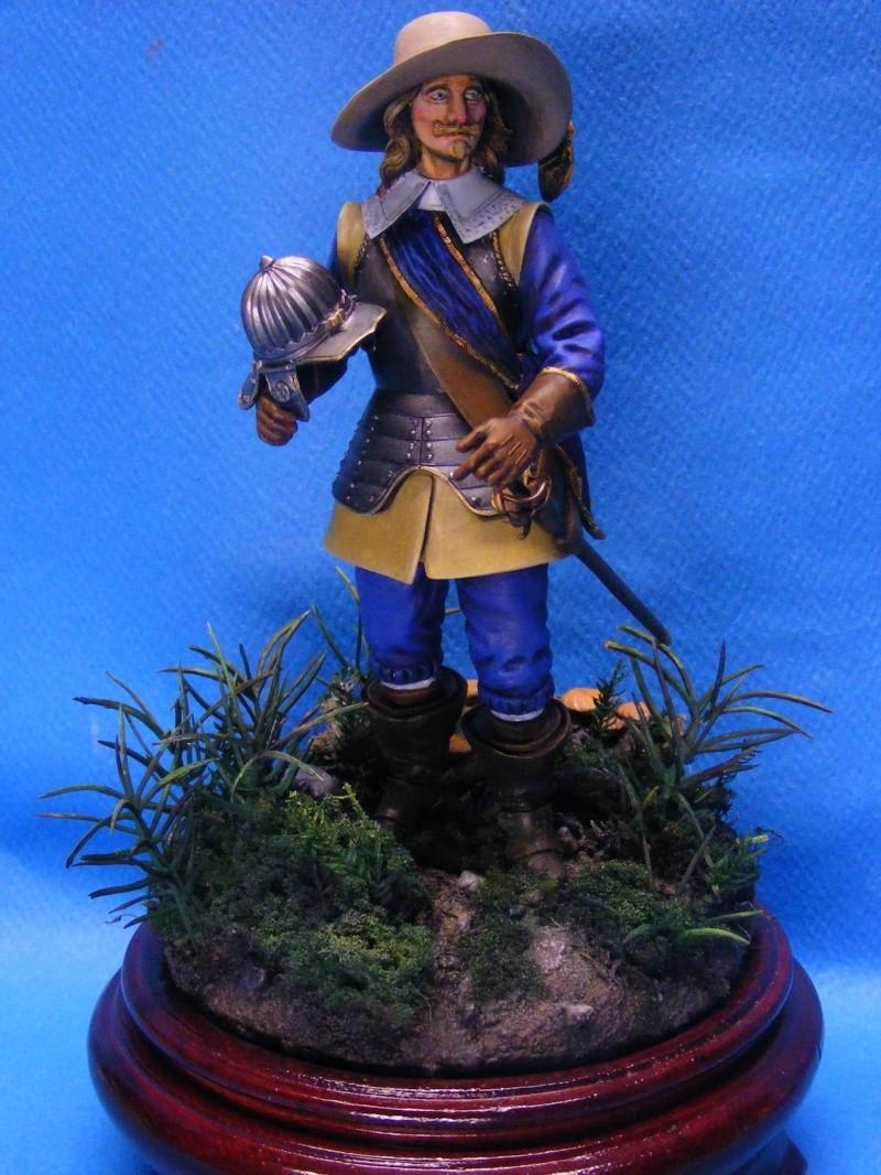 cavalier suédois 1618-1648 par Laurent 00163