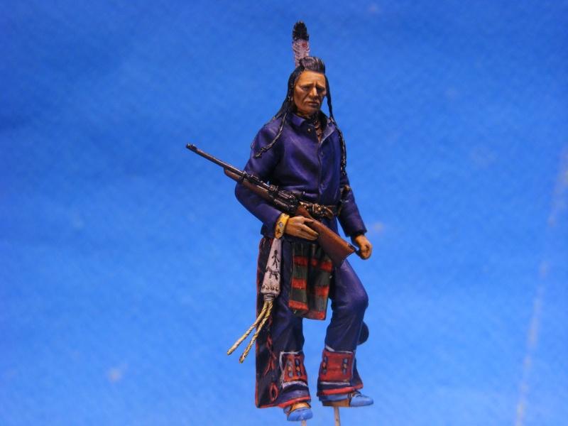Scout crow 1876 :GB natives américans par laurent ! - Page 2 00221