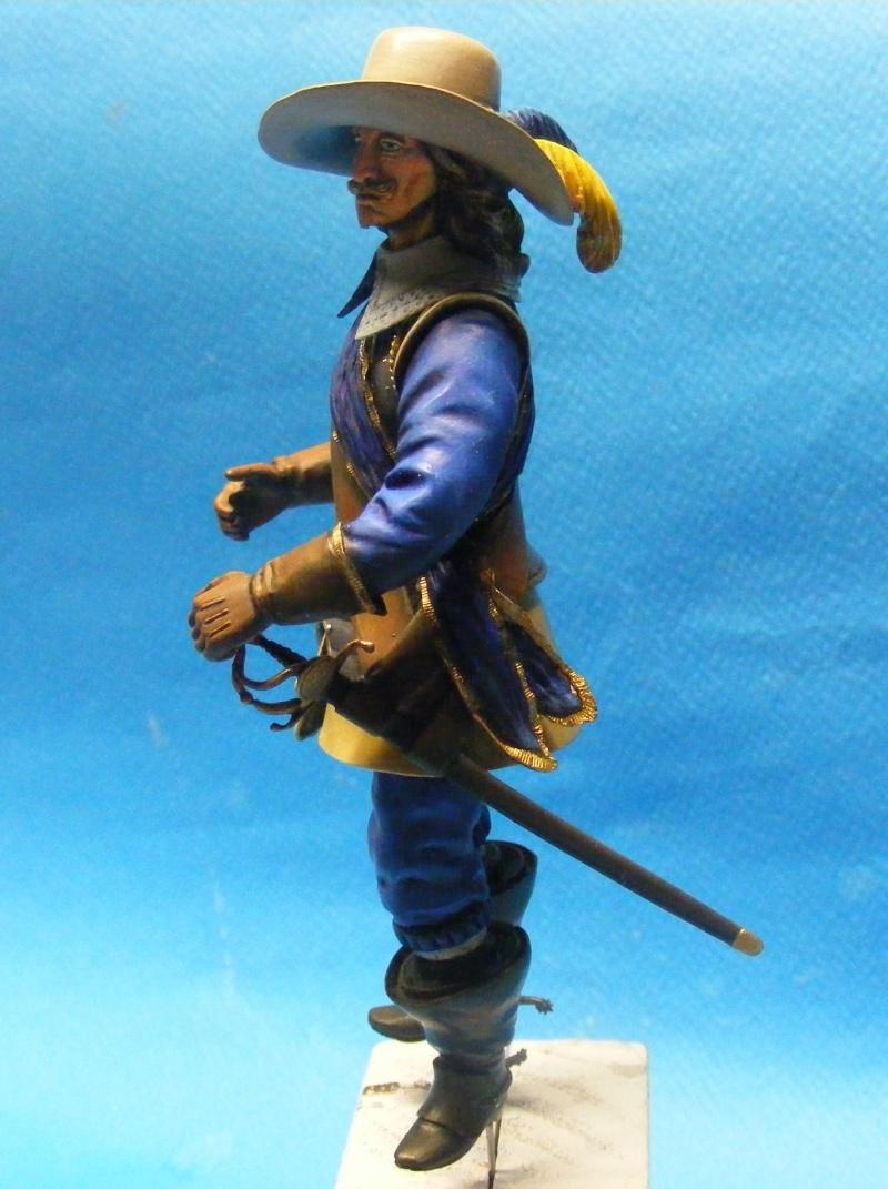 cavalier suédois 1618-1648 par Laurent 00255