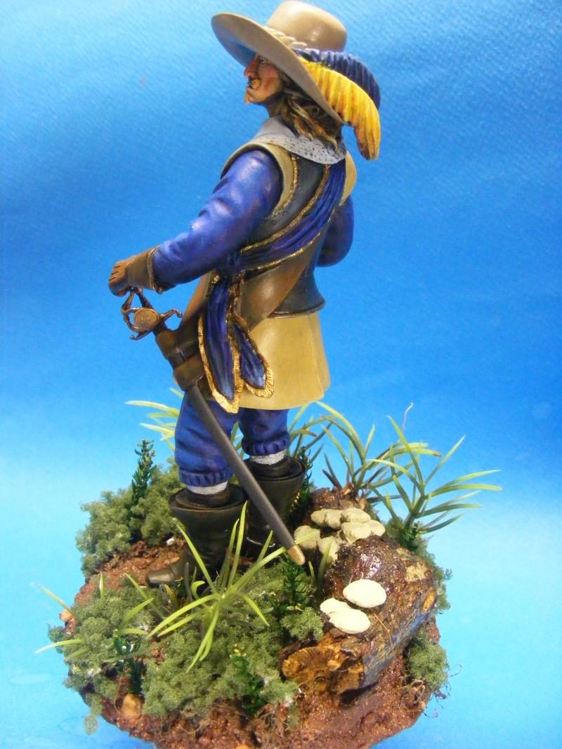 cavalier suédois 1618-1648 par Laurent 00256