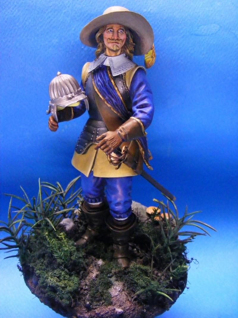 cavalier suédois 1618-1648 par Laurent 00348