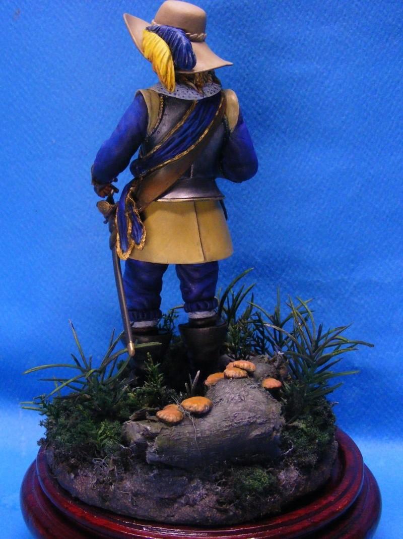 cavalier suédois 1618-1648 par Laurent 00349