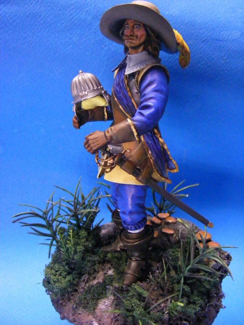 cavalier suédois 1618-1648 par Laurent 00619