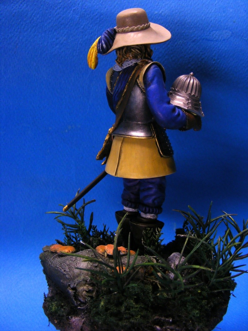cavalier suédois 1618-1648 par Laurent 00816