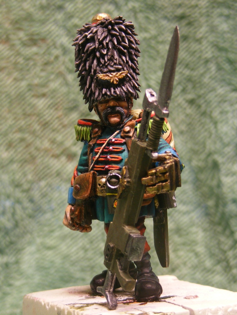 "petit grenadier garde impériale warhammer 40 000 de "" laurent "" - Page 2 Grenad28"