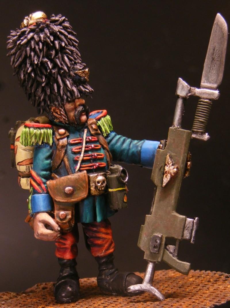"petit grenadier garde impériale warhammer 40 000 de "" laurent "" - Page 2 Grenad33"